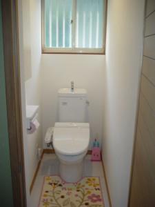 渚のリホーム3 トイレ