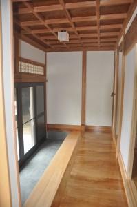 昭和の家 古民家再生1